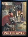 JACK THE RIPPER Pub Sign Art Poster Print